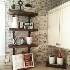faux brick kitchen backsplash user submitted photo remodel faux brick brick