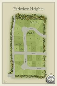 Regent Heights Floor Plan Parkview Heights Bear Homes Bear Homes
