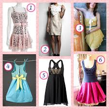 fashion finds perfect party dresses paper and stitch