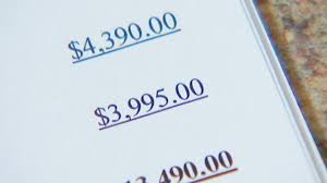 funeral homes prices 9 investigates funeral homes criticized pricing