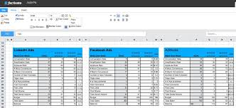 Social Media Tracking Spreadsheet by Social Media Strategy Template Pdf And Social Media Tracking