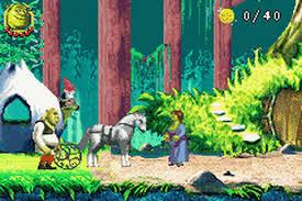play shrek 2 nintendo game boy advance play retro games