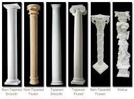 Pillars And Columns For Decorating 2015 New Style Stair Pillar Driveway Spiral Stone Pillars Decor