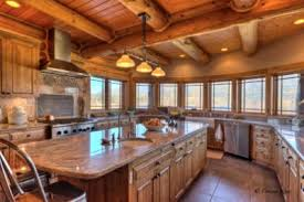 Log Home Bedrooms America U0027s Finest Log Home Estate In Whitefish Montana