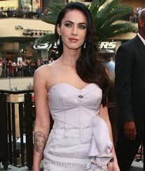 megan fox to remove tattoo of monroe