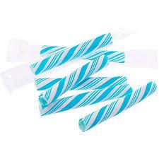 light blue candy sticks blue candy in bulk candystore com