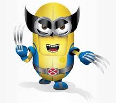 download free minion wolverine wallpapers mobile phone
