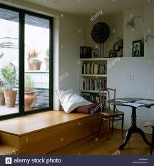 small kitchen extensions ideas bentwood chair and small antique table in corner of livingom good