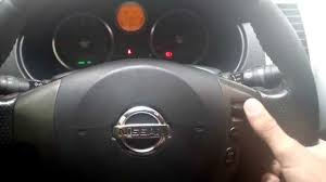 falha no cruise control nissan sentra 2008 youtube