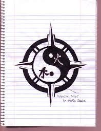 yinyang tattoo design by rilk on deviantart