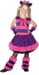 Halloween Cat Costumes Girls Child Cheshire Cat Costume Book Week Costumes Kids