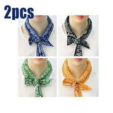 cooling headband 2 x cooling bandana scarf headband neck cooler usa seller ebay