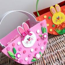 Easter Basket Decorations Ideas by Easter Basket Crafts Preschool Phpearth