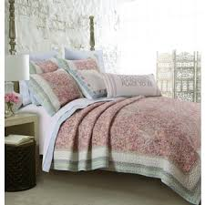 barefoot bungalow palisades pastel 3 piece quilt set on sale