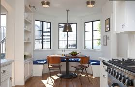 Lindsey Coral Harper 11 Kitchens With Creative Seating Layouts Inspiration Dering Hall