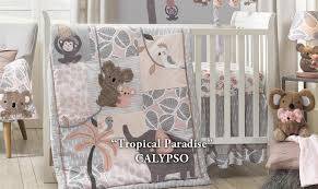 Brown And Pink Crib Bedding Lambs Lambs Products For Baby