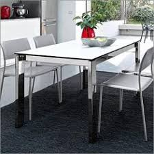 White Glass Kitchen Table by Beautiful Table Wood Body And Top Glass Extendable Perfect For