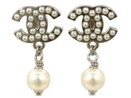 ch earrings import collection rakuten global market chanel chanel