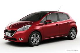 buy peugeot peugeot 208 rouge rubi transporte pinterest peugeot and cars