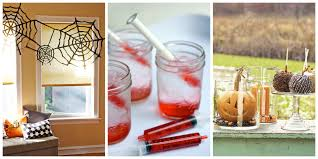 halloween party decorating ideas scary 18 halloween party decorating ideas spooky decor photos loversiq