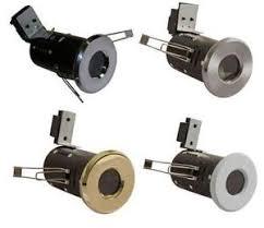 Low Voltage Bathroom Lights by Low Voltage Downlights Lighting Ebay