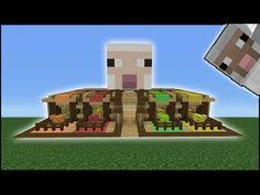 How To Build A Horse Barn In Minecraft Minecraft Tutorial How To Make A Bakery Youtube Five Nights