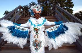 mardi gras indian costumes for sale mardi gras indians come to uno cus of new orleans