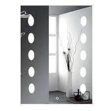 homcom led bathroom mirror cabinet 70x50x155 cm aosomcouk benevola