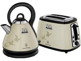Kettle Toaster Russell Hobbs Launch Coronation Street Kettle And Toaster To