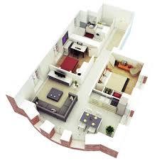 Floor Plan 3d 100 Small Open Floor House Plans 465 Best House Plans Itty