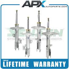lexus full warranty buy 1770 sensen shocks struts full set 4 pieces lifetime
