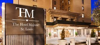 Hotels Near Barnes Jewish Hospital Downtown St Louis Mo Hotel The Hotel Majestic St Louis