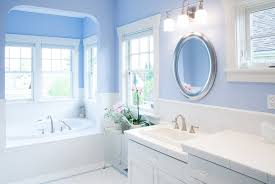 bathroom cool light blue bathroom ideas with floating cabinets
