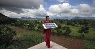 solar for home in india solar power in india electricity for 1 3 billion borgen