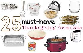 25 thanksgiving dinner cooking essentials totally the bomb