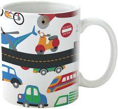 Famous Coffee Mugs Diner Style Coffee Mug Personalized Trellis Print Mug Coolest