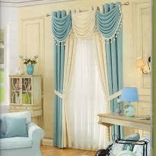 Valance Curtain Cozy Blue Valance Curtain 94 Royal Blue Valance Curtains Beach