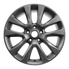 jeep grand cherokee wheels grand cherokee 2017 20 oem wheel rim