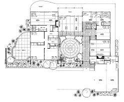 Floor Plans In Spanish Spanish Courtyard House Plans Four Bedroom Spanish Revival