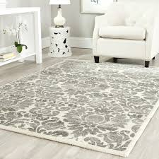 Square Area Rugs 7x7 Safavieh Grey Rug Roselawnlutheran