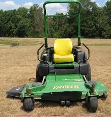 john deere 997 ztrak lawn mower item c2615 sold wednesd