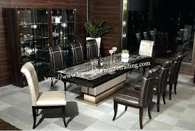 Modern Dining Room Sets For 8 Dining Table 10 Chair Dining Table Dimensions Glass Dining Table