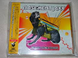 basement jaxx crazy itch radio 1 japan cd j515 8 38