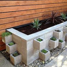 9 diy cinder block gardens that will make you want to grab your