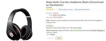 black friday amazon beats by dre 5 modern luxuries you need to stop paying full price for