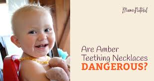 babies teething necklace images Are amber teething necklaces dangerous mama natural jpg
