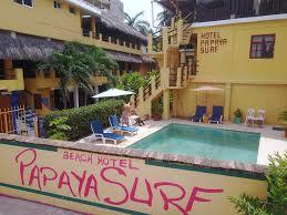 hotel papaya surf puerto escondido mexico booking com