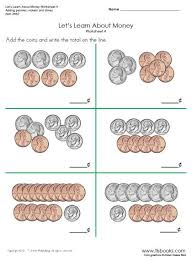 1st grade counting money worksheets free worksheets library