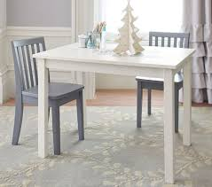 small table and chairs carolina small table 2 chairs set pottery barn kids