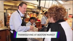 boston market thanksgiving dinner menu boston market ceo talks thanksgiving turkey and the numbers are